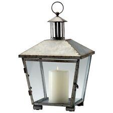 Cyan Design Delta Lantern, Rustic Iron - 04945