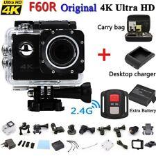Action Camera 4K 30FPS Ultra HD WIFI 1080P 170 Lens Diving Waterproof Helmet Cam