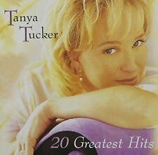 Tanya Tucker - 20 Greatest Hits  Audio CD