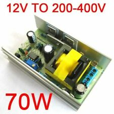 DC 12V 24V to DC 200-450V 220V 380V High Voltage Boost Converter Power Supply S