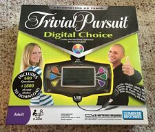 New Trivial Pursuit Digital Choice Game