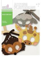 Mask-Grr-Ade Anita Goodesign Embroidery Machine Design CD NEW