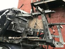 GENUINE 2008 AUDI R8 V8 CHASSIS CARRIER FRAME SECTION A & B POST REAR END