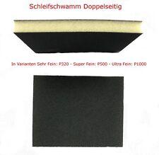 Schleifschwamm Schleifpad Schleifvlies Doppelseitig Spot Repair Autolackierer
