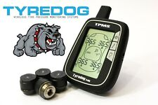 TYREDOG Car 4x4 TPMS Tyre Pressure Monitoring System 4 Wheel Wireless