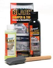 Forever Black Bumper & Trim Dye Kit - Restores Faded Bumpers & Vinyl
