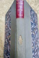 AUGIER  Maitre Guérin. Comédie en cinq actes, en prose.