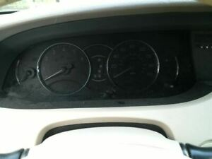 Speedometer Cluster XLS Vehicle Stability Control Fits 08-10 AVALON 250108