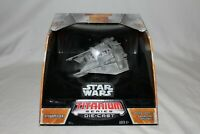 Star Wars Ultra Snowspeeder Hasbro Titanium Series Die-Cast Metal Replica