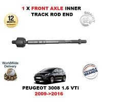 pour Peugeot 3008 1.6 VTI 2009- >2016 1x ESSIEU AVANT intérieur