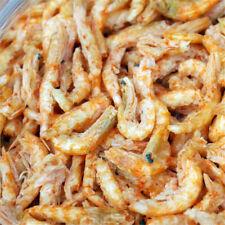 50/100g Freeze Dried Shrimp Krill Aquarium Tank Tropical Fish Turtle Feed Food