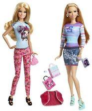Mattel BDB 40/ BDB42 -BRB Stylin Friends Barbie & Summer / Neu & OVP