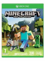 Minecraft (XBox One X1) (NEU & OVP) (Blitzversand)