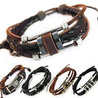 axy Leder Armband Bracelet Leather Surferarmband Herren Damen Lederarmband Style