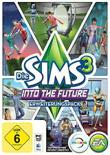 Die Sims 3: Into The Future (PC/Mac, 2013, in DVD-Box) Deutsche Version