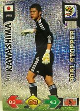 Panini Adrenalyn XL WM 2010 Eiji Kawashima Goal Stopper