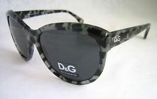 DOLCE & GABBANA SUNGLASSES D&G DG 3061 ASH 177987 GENUINE BNWT