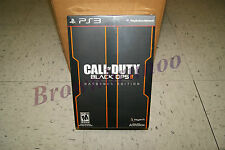 Call of Duty Black Ops II 2 Hardened Edition PS3 NEW