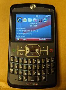 Motorola Moto Q9c - Black (Verizon) Smartphone