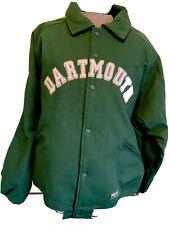 Dartmouth College Big Green Stall & Dean Football Jacket-NWT