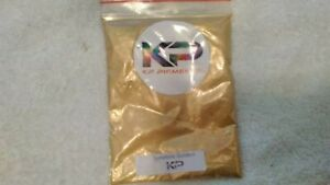 KP Pigments SunShine Golden Car Paint Additive 25 Grams