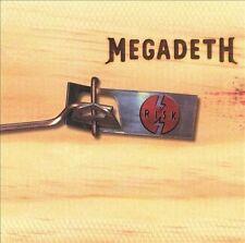 Megadeth - Risk (CD, 2004, EMI)