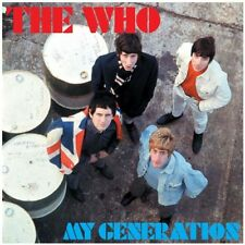 THE WHO My Generation Limited Edition 3LP Vinyl NEW 2017