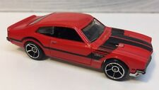 HOT WHEELS '71 1971 FORD MAVERICK GRABBER 2011 STREET BEASTS RED 1:64-LOOSE