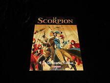 Marini / Desberg : Le scorpion 4 : Le démon au Vatican EO Dargaud 2004