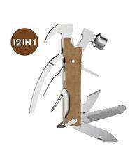 New listing Multi-Purpose Hammer,Kusonkey 12 in 1 Mini Portable Hammer