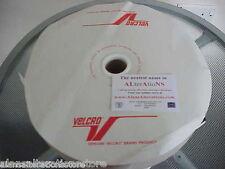 50mm x 5m White INDUSTRIAL STRENGTH Hook & Loop Velcro Self Adhesive Tape