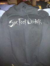 Six Feet Under Hoodie No Sleeve Prints