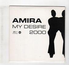 (IT222) Amira, My Desire 2000 - 2001 DJ CD