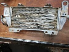 KDX 220 KAWASAKI *  1998 KDX 220 1998 RADIATOR RIGHT