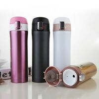 Vacuum Flask Stainless Steel Drink Container Cup Water Bottle Insulated Thermos