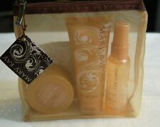 Mary Kay Creamy Frosted Vanilla Gift Set  (Body Mist, Body Wash, Body Butter)