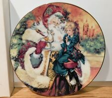 Avon Fine Collectibles The Wonder of Christmas 1994 Christmas Dish Plate