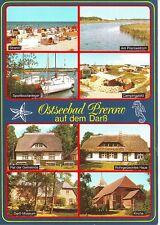 Ostseebad Prerow, Prerow, Ostsee, auf dem Darß, sehr schöne Karte