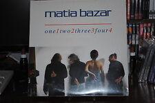 MATIA BAZAR ONE 1 TWO 2 THREE 3 FOUR 4 - 2 LP 33 GIRI SIGILLATO!
