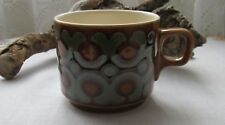 Hornsea Pottery Bronte Pattern Tea Cup 1972 - 1979