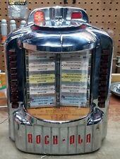 ROCKOLA WALLBOX JUKEBOX MODEL 1546 - RESTORED - STOCK #5329 FIREBALL COMET