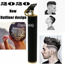 2020 Kemei 1971 Pro Carving Skeleton Cordless Trimmer Hair Clipper Machine New