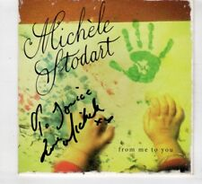 (HT28) Michele Stodart, From Me To You - 2011 SIGNED DJ CD