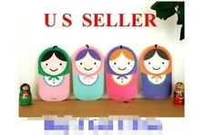 Wholesale 20pcs KOREA Plan D Lovely TRAVEL TAG MATRYOSHKA