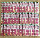 36 x Car Air Fresheners Rain Beau's Bow Fragrance Pink Pattern Wholesale Bulk