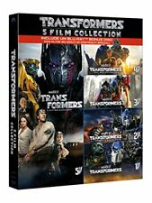 Transformers - Collezione Completa (5 Blu-Ray) PARAMOUNT