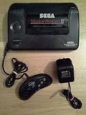 Sega Master System II 2 + Netzeil +Controller ungetestet an Bastler k. TV Kabel