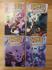 Sonic the Hedgehog: Tangle & Whisper #1-4 Cover A B Mixed Set New IDW Comic