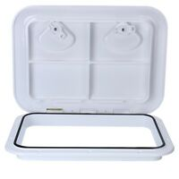 Amarine-Made ACCESS ABS BOAT INSPECTION HATCH FOR BOAT & RV17-1/4´´x12-3/8´´