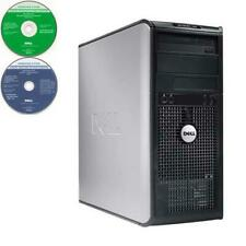 DELL Tower P4-HT 3.2GHz-CPU 2Gb-RAM 80Gb-HDD CD-ROM MsOffice Win-XP Pro3 PwrCord